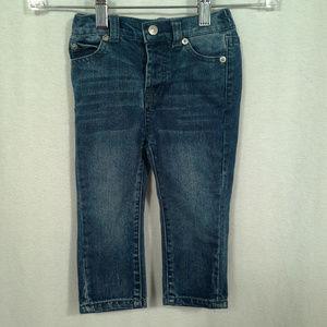 7FAM toddler boys girls jeans Size 18M Medium blue